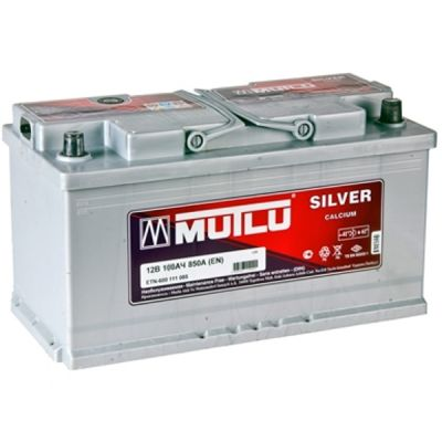 Автомобильный аккумулятор Mutlu Silver 135 (850) п.п.(евро/пол)(2014) 9135091