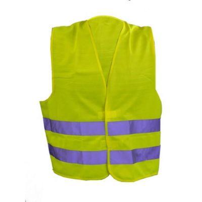 AutoVirazh Жилет светоотражающий (желтый) AV-061615 9164946