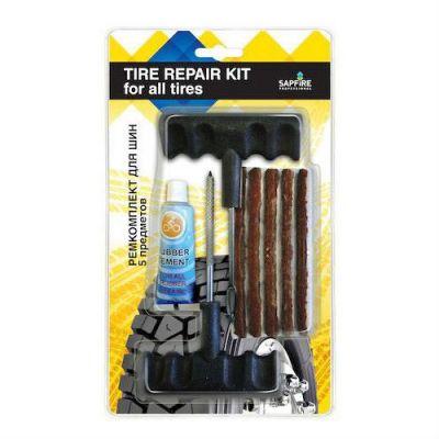Sapfire Ремкомплект для ремонта шин SCH-0307 5 предметов 9169619