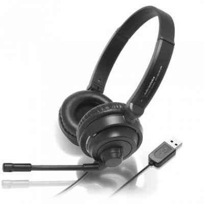 Наушники Audio-Technica ATH-750COM