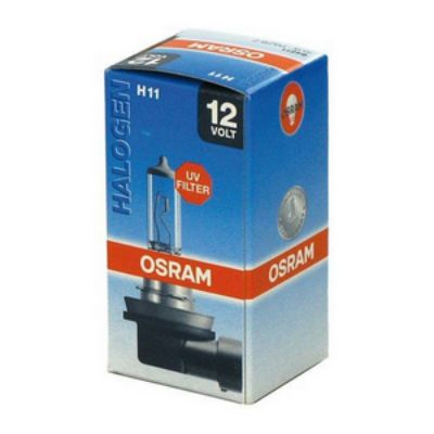 Osram Автолампа O-64211 Н11 (55) PGJ19-2,12 В (Германия) 9160026