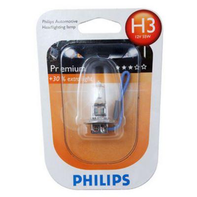 Philips ��������� P-12336PR 12 �, �3, 55 �� +30% PREMIUM 9160093