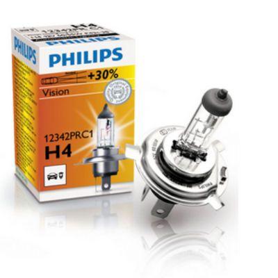 Philips ��������� P-12342PR 12 �, �4, 60/55 ��, P43t-38 +30% PREMIUM 9160101
