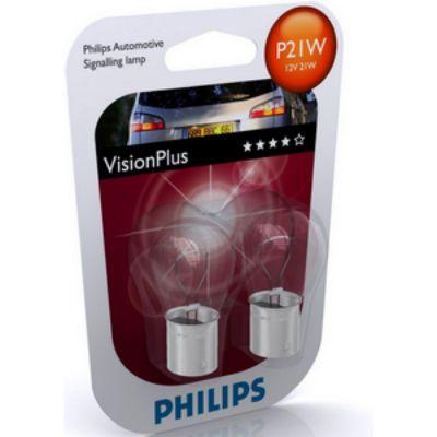 Philips ��������� P-12498 P21W (BA15s) 12V 9185426