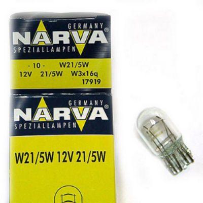 Narva ��������� N-17919 W21/5W (W3*16q) 12V 9185627