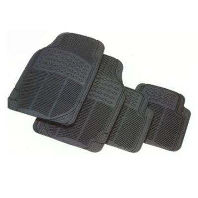 Комплект Forra универсальных ковриков AM003 2327 ПВХ темно-серый 9135978