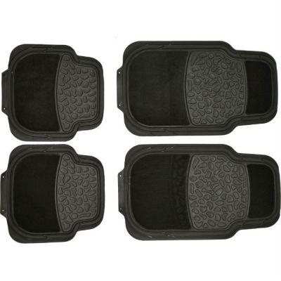 Forra Комплект универсальных ковриков AM003 2326 ПВХ с ковровой вставкой 9135980