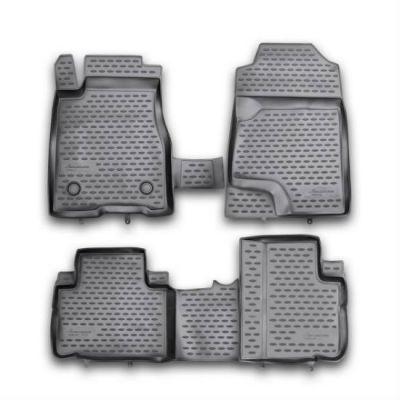 Novline Коврики в салон GREAT WALL Hover H6, 2012-> 4 шт. (полиуретан) NLC.59.12.210kh 9155529