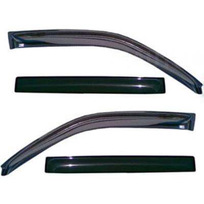 Дефлекторы Azard VORON GLASS Kia Ceed 2012 /хетчбек/накладные/скотч/к-т 4 шт./ DEF00242 9173247