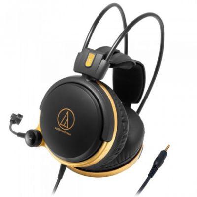 Наушники с микрофоном Audio-Technica ATH-AG1