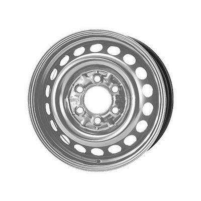 Колесный диск Trebl X40018 7x17/6x139.7 ET38 D100.1 Silver 9138179