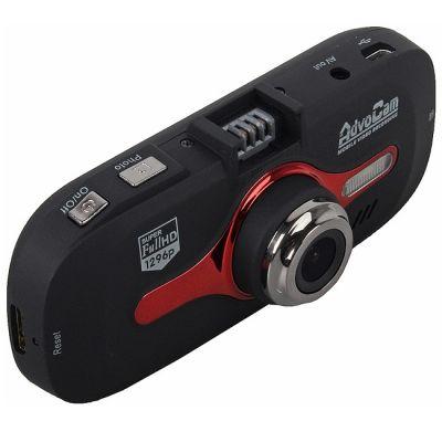 Автомобильный видеорегистратор AdvoCam FD8- PROFI-GPS RED