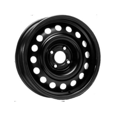Колесный диск Trebl X40003 6x15/4x100 ЕТ40 D56.6 Black 9126281