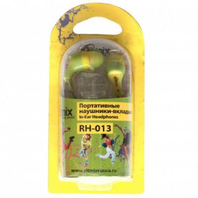 �������� Ritmix RH-013 Green+Yellow