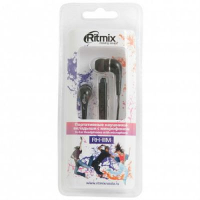 �������� Ritmix RH-111M Black