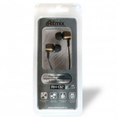 �������� Ritmix RH-132 Metal Bronze