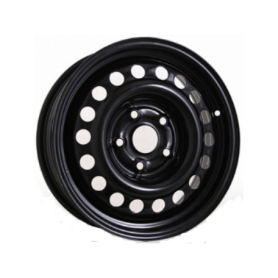 Колесный диск Trebl 8955 6x15/5x112 ET37 D57.1 Black 9122343