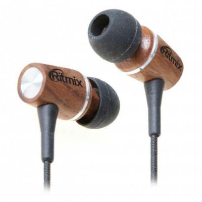 Наушники Ritmix RH-160 Wooden