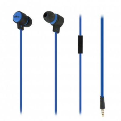 Наушники Ritmix RH-191M black+blue