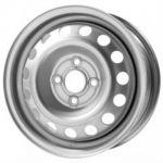 Колесный диск Trebl X40915 6x15/4x100 ET40 D60.1 Silver 9165523