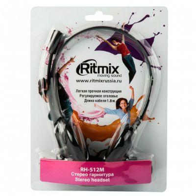Гарнитура Ritmix RH-512M