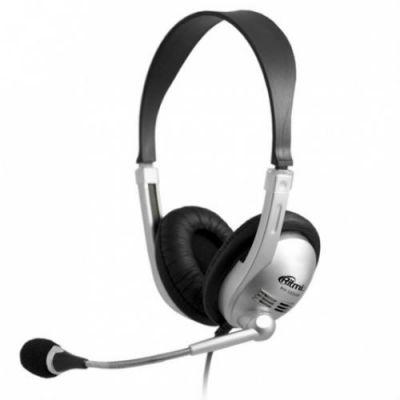 Гарнитура Ritmix RH-533USB Silver