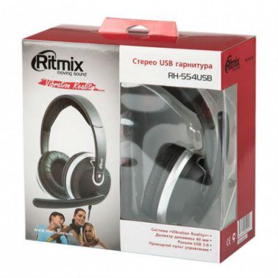 Гарнитура Ritmix RH-554USB