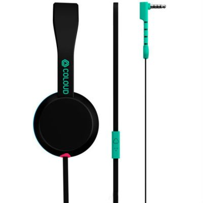 �������� Coloud KNOCK Blocks Black/Cyan