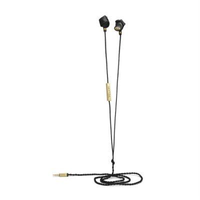 Наушники с микрофоном Molami Bight Black & Gold