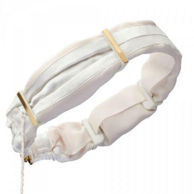 �������� � ���������� Molami Twine White & Gold