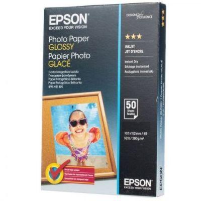 ��������� �������� Epson ���������� Photo Paper Glossy 10x15/50� C13S042547