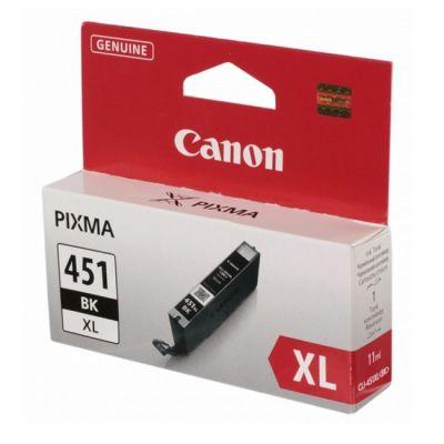 Картридж Canon CLI-451 bk XL Back/Черный (6472B001)