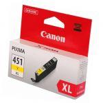 ��������� �������� Canon �������� ���������� Canon CLI-451 Y XL (yellow) (���������� �������) 6475B001