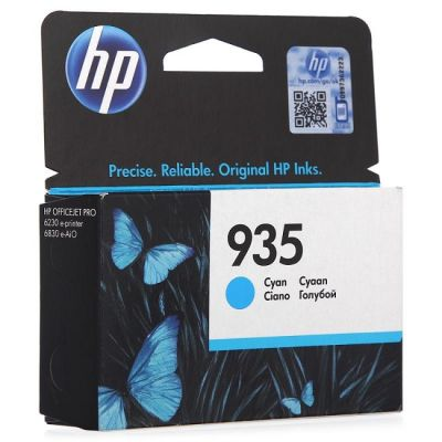 Картридж HP 935 Blue/Голубой (C2P20AE)