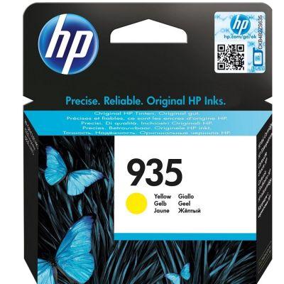 Картридж HP 935 Yellow/Желтый (C2P22AE)