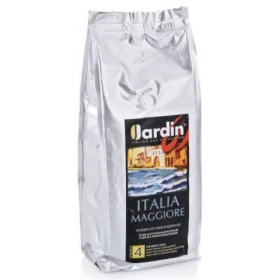 Кофе Jardin Италия Маджиоре (1000г, в зернах, жареный, премиум сорт, ХРК) 0959-08