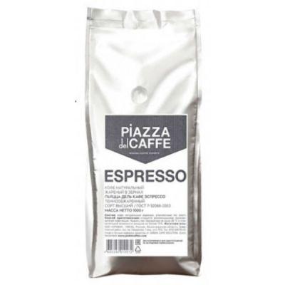 Кофе Jardin Пьяцца дель кафе эспрессо (1000г, в зернах, жареный, премиум сорт, ХРК) 1097-08