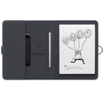 Чехол Wacom Bamboo Spark with Gadget Pocket CDS-600G