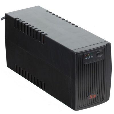 ИБП 3Cott Micropower 650VA/360W 4*IEC линейно-интерактивный 3Cott-650VA-4IEC