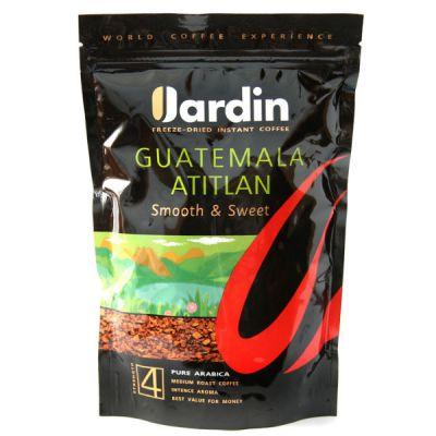 Кофе Jardin Guatemala Atitlan (170г, растворимый сублимированный, в мягкой упаковке) 0670-10