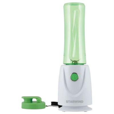 Блендер Starwind SPB2251 белый/зеленый