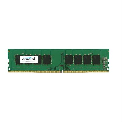 ����������� ������ Crucial 4GB DDR4 2133 MT/s (PC4-17000) CL16 SR x8 Unbuffered DIMM 288pin CT4G4DFS8213