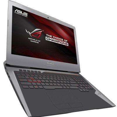 Ноутбук ASUS ROG G752VY-GC304T 90NB09V1-M03500
