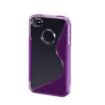 Hama Футляр H-107146 PC+TPU Combi Case для Apple iPhone 4/4S 107146