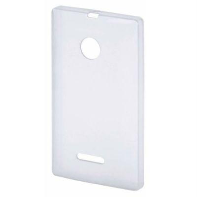 Чехол Hama для Microsoft Lumia 532 SmartCase прозрачный 00135415