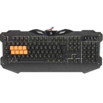 Клавиатура A4Tech Bloody B328 USB 104КЛ, подсветка клавиш