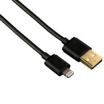 ������ Hama Lightning-USB 1.5� GoldMFi ������ 00119421