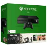Игровая приставка Microsoft Xbox One 1 TB + Rainbow 6 Siege + R6V, R6V2 (KF7-00121)