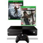 Игровая приставка Microsoft Xbox One 1 TB + Tomb Raider (KF7-00032)