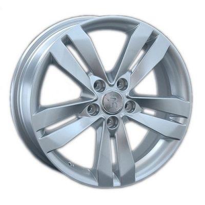 Колесный диск Replay 7x17 5x114,3 ET39 D60,1 TY159 Sil (Toyota) WHS100211